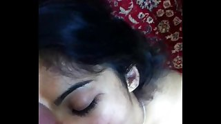 Desi Indian - NRI Gf Face Fucked Oral job and Cumshots Compilation - Leaked Scandal
