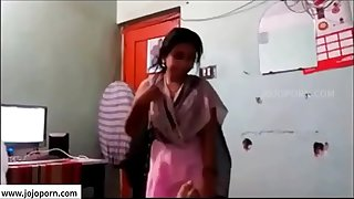 Indian Young Desi couple fuckin'  -- jojoporn.com