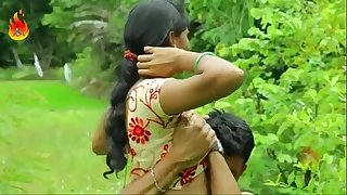 Sexy Indian desi girl fucking romance outdoor fuck-fest - xdesitubes.com